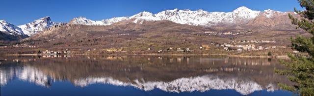 Calacuccia - panorama